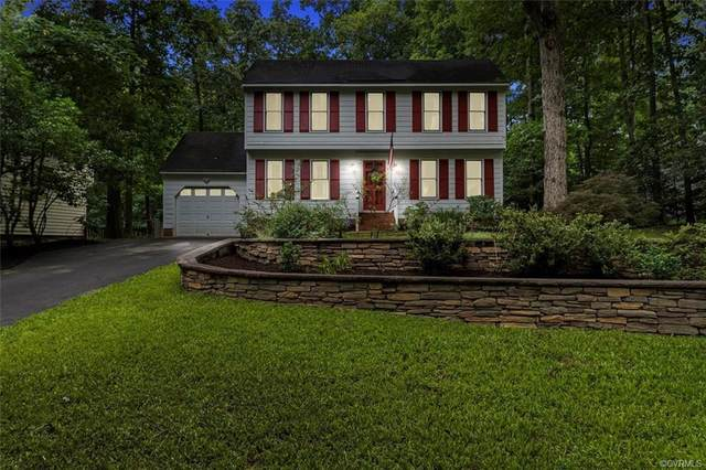 5808 Mill Spring Road, Chesterfield, VA 23112 (MLS #2122173) :: EXIT First Realty