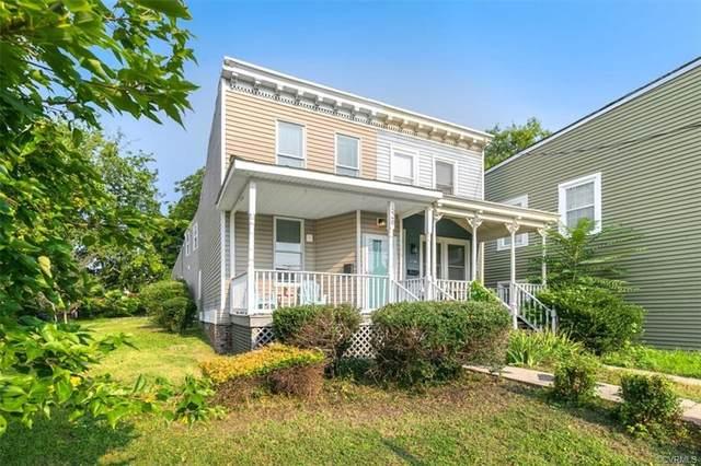 526 N 21st Street, Richmond, VA 23223 (MLS #2122175) :: Treehouse Realty VA