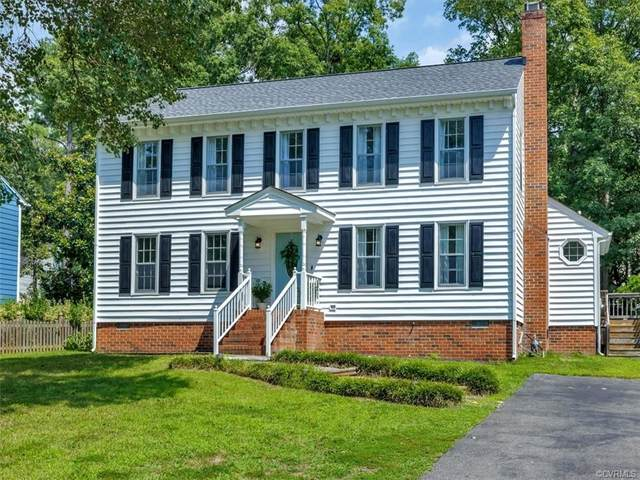 1503 Wood Grove Circle, Henrico, VA 23238 (MLS #2122179) :: EXIT First Realty