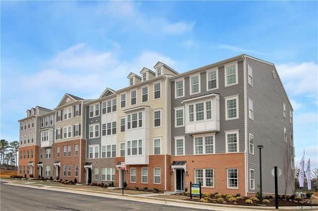 4652 Wistar Creek Drive B, Henrico, VA 23228 (MLS #2122221) :: Small & Associates