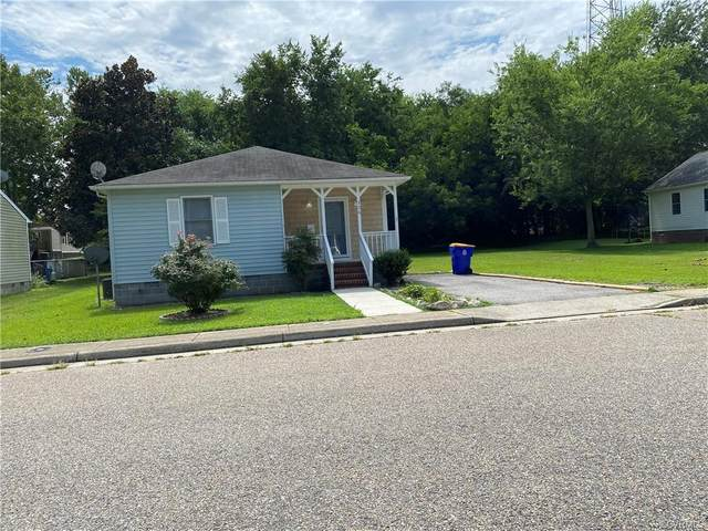 326 S 14th Avenue, Hopewell, VA 23860 (MLS #2122256) :: Village Concepts Realty Group