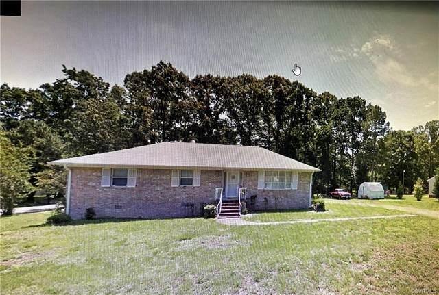 20701 Vernetta Lane, Petersburg, VA 23803 (MLS #2122258) :: Blake and Ali Poore Team