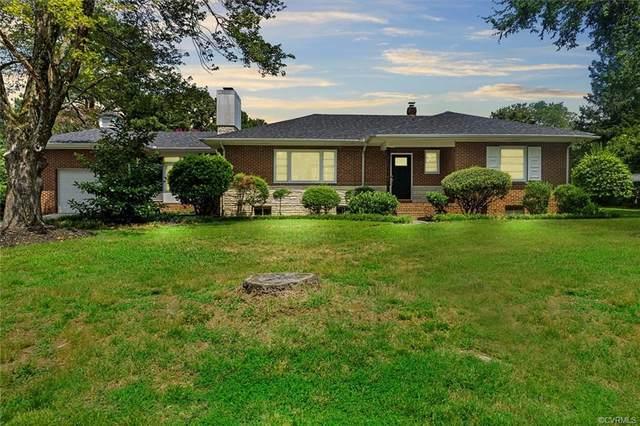 11617 Elmwood Lane, Chester, VA 23831 (MLS #2122270) :: Small & Associates