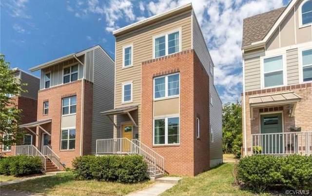 404 S Harrison Street, Richmond, VA 23220 (MLS #2122278) :: Small & Associates