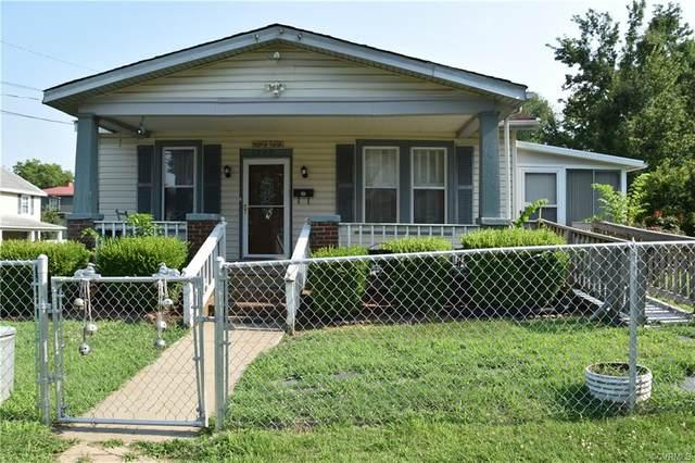 1509 Nelson Street, Richmond, VA 23231 (MLS #2122281) :: EXIT First Realty