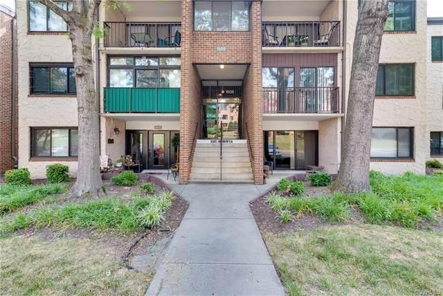 1505 Bronwyn Road #104, Henrico, VA 23238 (MLS #2122309) :: Small & Associates