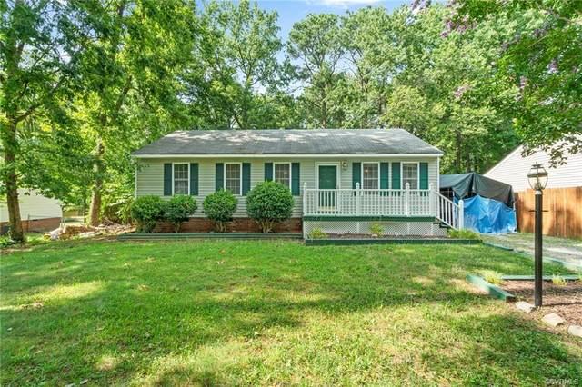 7612 Twin Oak Drive, Richmond, VA 23228 (MLS #2122313) :: EXIT First Realty
