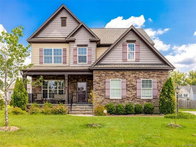 6907 Whisperwood Drive, North Chesterfield, VA 23234 (MLS #2122314) :: Village Concepts Realty Group