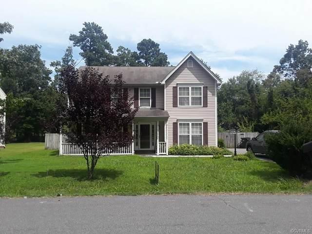 1307 Spruance Road, Richmond, VA 23225 (MLS #2122321) :: Small & Associates