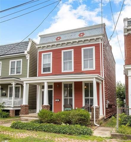 907 N 27th Street, Richmond, VA 23223 (MLS #2122381) :: Treehouse Realty VA