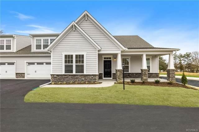 2523 Sandler Way, North Chesterfield, VA 23235 (MLS #2122399) :: The RVA Group Realty