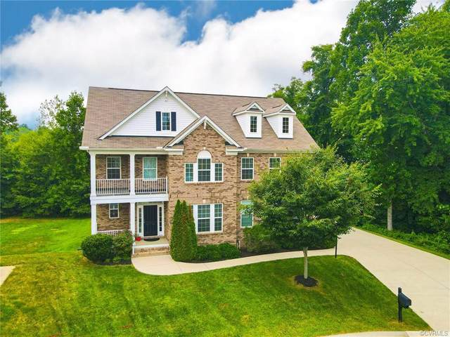 5116 Townsend Park Row, Henrico, VA 23060 (MLS #2122405) :: EXIT First Realty