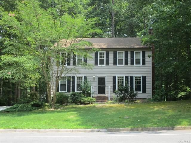 1911 Raintree Drive, Henrico, VA 23238 (MLS #2122419) :: Small & Associates