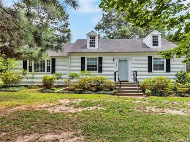 8285 Wonderland Lane, Mechanicsville, VA 23111 (MLS #2122423) :: EXIT First Realty