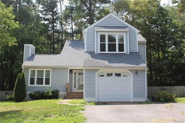 1701 Winters Hill Circle, North Chesterfield, VA 23236 (MLS #2122427) :: Small & Associates