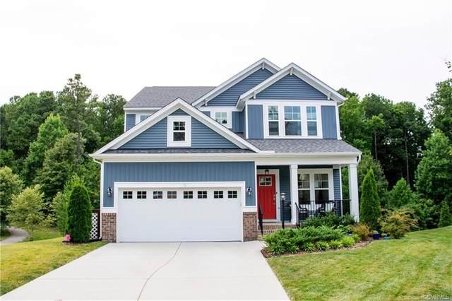 9581 Thornecrest Drive, Mechanicsville, VA 23116 (MLS #2122429) :: Small & Associates