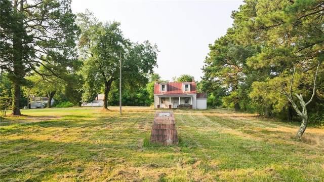 3333 Kingsdale Road, North Chesterfield, VA 23237 (MLS #2122443) :: The Redux Group