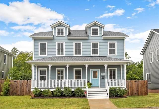 1722 Rose Avenue, Richmond, VA 23222 (MLS #2122464) :: The Redux Group