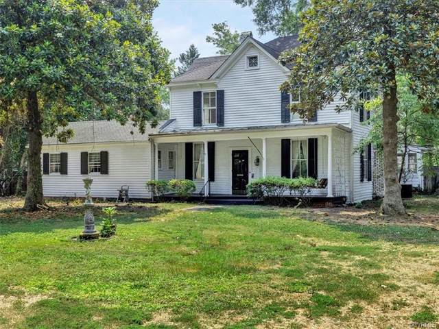 209 College Avenue, Ashland, VA 23005 (MLS #2122466) :: EXIT First Realty