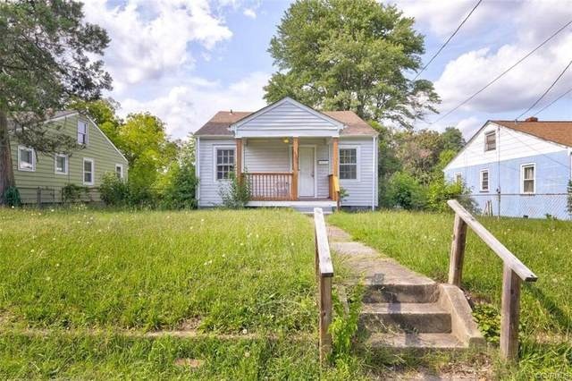 1306 Mount Erin Drive, Richmond, VA 23231 (MLS #2122474) :: EXIT First Realty
