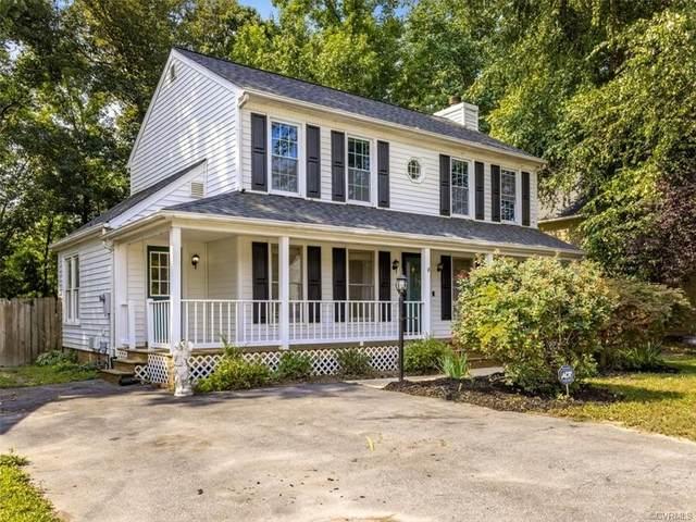 7077 Mill Valley Road, Mechanicsville, VA 23111 (MLS #2122485) :: Treehouse Realty VA
