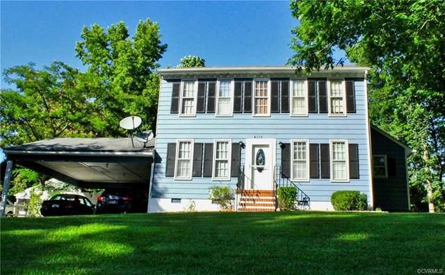 4119 Robert E Lee Drive, Prince George, VA 23860 (MLS #2122504) :: Treehouse Realty VA