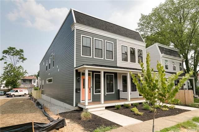 815 N 33rd Street, Richmond, VA 23223 (MLS #2122507) :: Treehouse Realty VA
