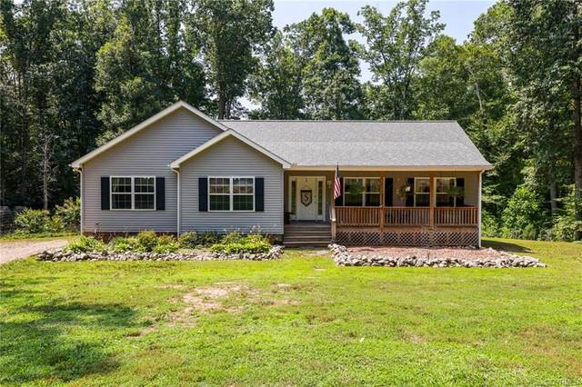 21865 Genito Road, Amelia Courthouse, VA 23002 (MLS #2122525) :: Village Concepts Realty Group