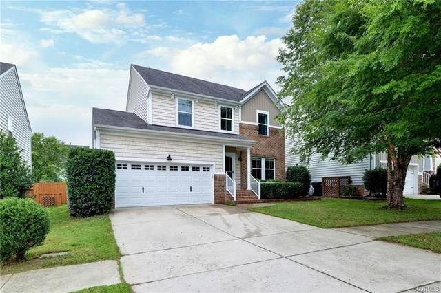 3304 Geddy Terrace, Toano, VA 23168 (#2122565) :: The Bell Tower Real Estate Team