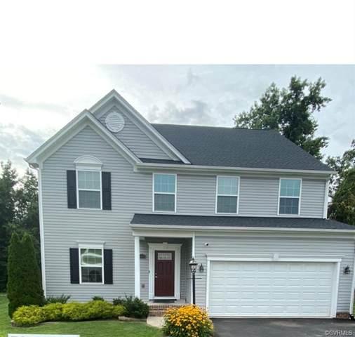 2001 Camerons Landing Lane, Hopewell, VA 23860 (MLS #2122572) :: Treehouse Realty VA