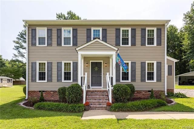 9442 Valeview Place, Mechanicsville, VA 23116 (MLS #2122578) :: Treehouse Realty VA