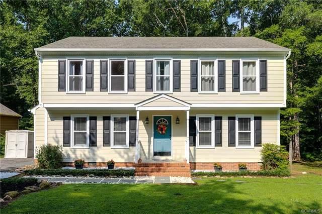 4102 Gloucestershire Street, Chesterfield, VA 23236 (MLS #2122579) :: The RVA Group Realty