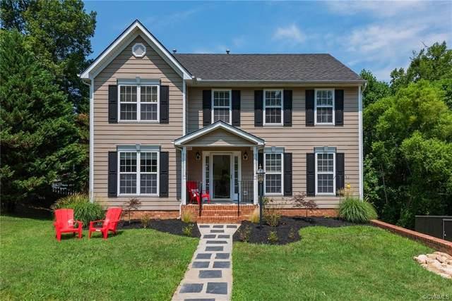 9453 Assembly Way, Mechanicsville, VA 23116 (MLS #2122586) :: Treehouse Realty VA
