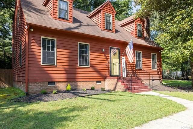 12316 Laprade Street, Chester, VA 23831 (MLS #2122637) :: The RVA Group Realty