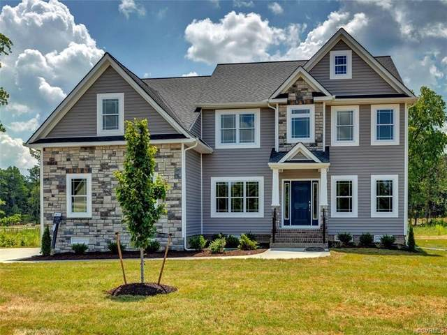 8312 Windingrun Place, North Chesterfield, VA 23237 (MLS #2122639) :: EXIT First Realty