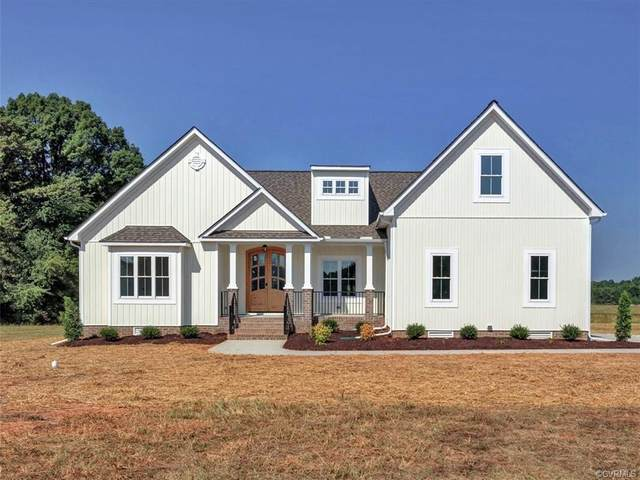 5601 Windingrun Place, North Chesterfield, VA 23237 (MLS #2122640) :: EXIT First Realty