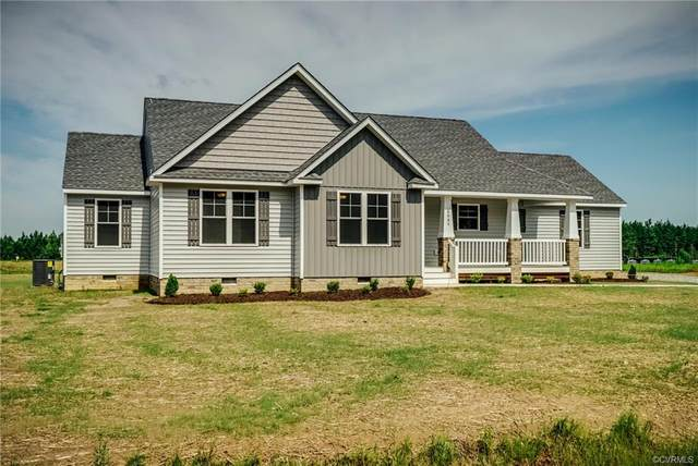 50 Northlake, Hartfield, VA 23071 (MLS #2122648) :: Village Concepts Realty Group