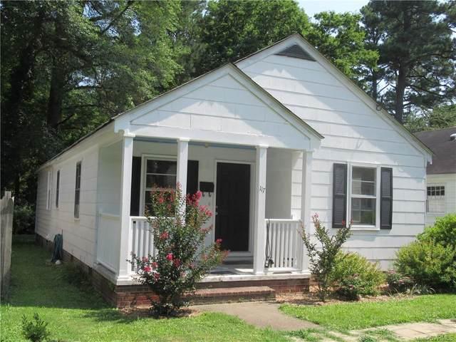 117 Adams Street, Williamsburg, VA 23185 (#2122678) :: Abbitt Realty Co.