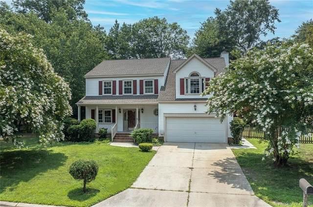 201 Ludlow Drive, Seaford, VA 23696 (MLS #2122685) :: Small & Associates