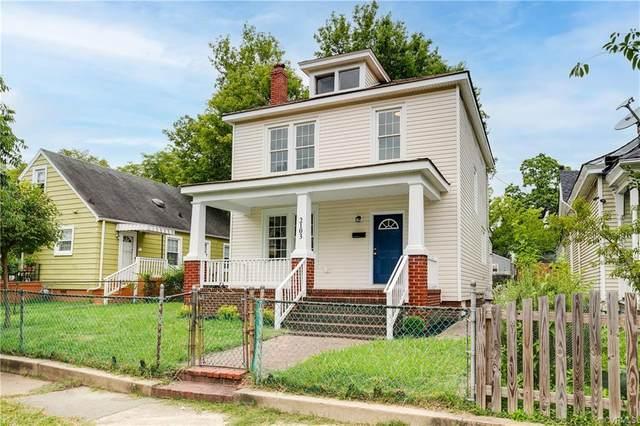 2103 Dinwiddie Avenue, Richmond, VA 23224 (MLS #2122696) :: Treehouse Realty VA