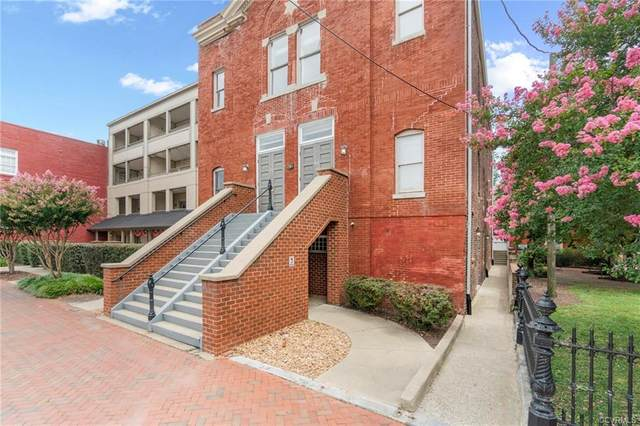 209 N 19th Street #13, Richmond, VA 23223 (MLS #2122716) :: Treehouse Realty VA