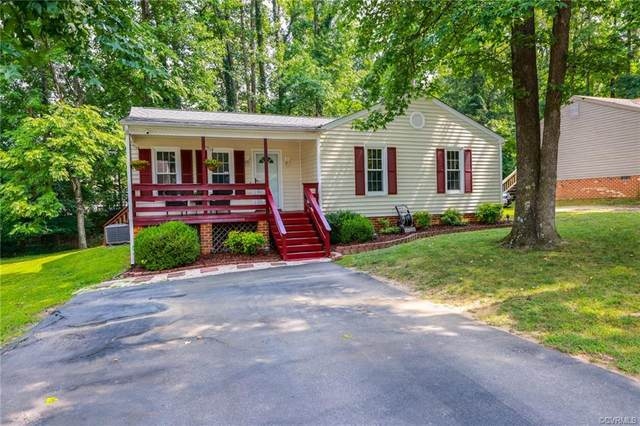 6613 Mason Valley Drive, North Chesterfield, VA 23234 (MLS #2122718) :: EXIT First Realty