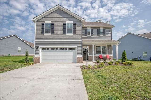 11912 Longtown Drive, Midlothian, VA 23112 (MLS #2122729) :: Treehouse Realty VA