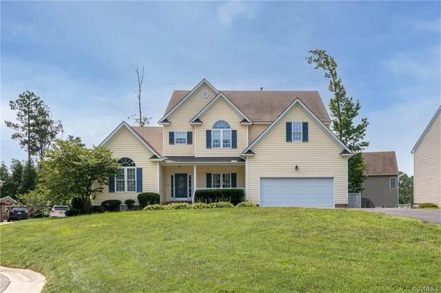 13313 Prince James Drive, Chesterfield, VA 23832 (MLS #2122731) :: Blake and Ali Poore Team