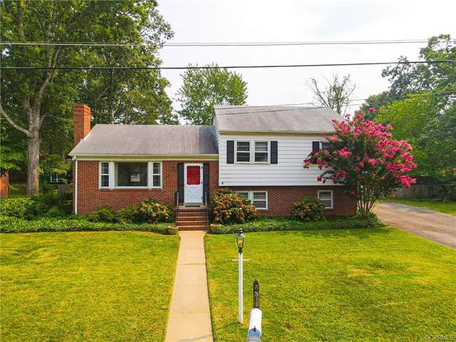 8511 Rivermont Drive, Henrico, VA 23229 (MLS #2122761) :: EXIT First Realty