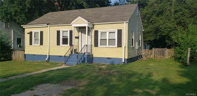 2404 Caddie Lane, Henrico, VA 23223 (MLS #2122770) :: EXIT First Realty
