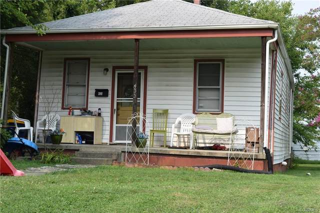 433 S 18th Avenue, Hopewell, VA 23860 (MLS #2122795) :: The RVA Group Realty