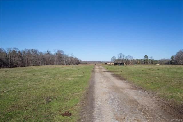 79 Jennings Road, Cartersville, VA 23027 (MLS #2122803) :: The RVA Group Realty