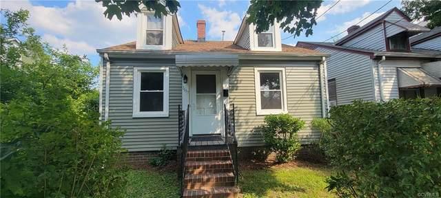 1617 N 23rd Street, Richmond, VA 23223 (MLS #2122827) :: Treehouse Realty VA