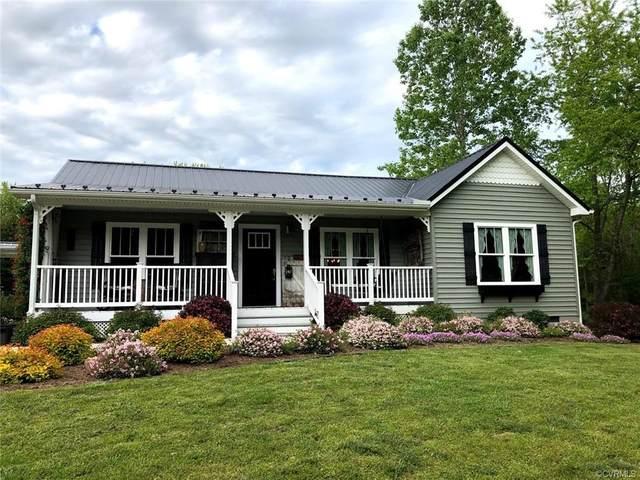 547 School Road, Dillwyn, VA 23936 (MLS #2122848) :: Treehouse Realty VA
